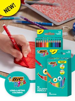 BIC Kids Coloring