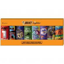 BIC Special Edition Flick My BIC Series Lighters