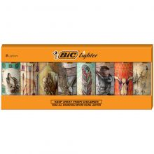 BIC Special Edition Western Series Lighters
