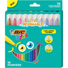 BIC Kids Jumbo Coloring Markers