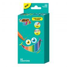 BIC Kids Coloring Crayons