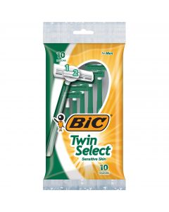 BIC Twin Select Disposable Razor