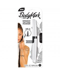 BodyMark by BIC Fine Tip Temporary Tattoo Marker