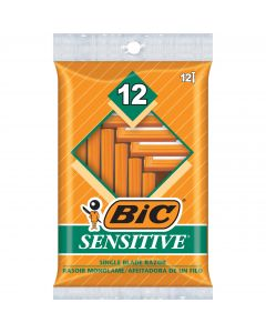 BIC Sensitive Shaver Disposable Razor