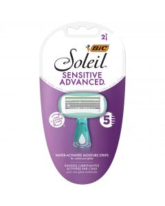 BIC Soleil Sensitive Advanced Disposable Women's Shaving Razors