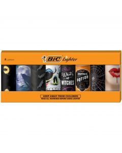 BIC Special Edition Spooky Series Lighters