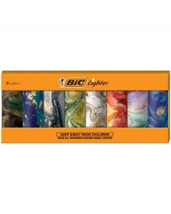 BIC Special Edition Marble Series Lighters
