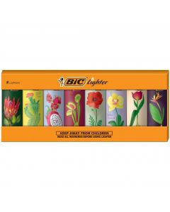 BIC Special Edition Botantical Series Lighters
