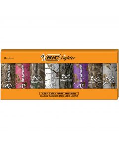 BIC Collectors Real Tree Series Lighters