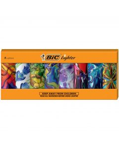 BIC Special Edition Blown Glass Series Lighters