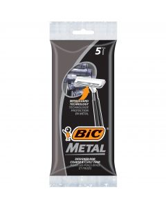BIC Metal Disposable Razor