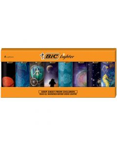 BIC Special Edition Odyssey Series Lighters