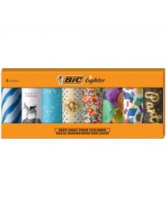 BIC Special Edition Birthday Series Lighters