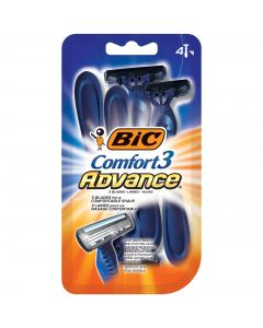 BIC Comfort 3 Advance Disposable Razor