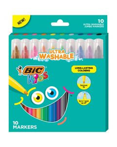 BIC Kids Jumbo Coloring Markers
