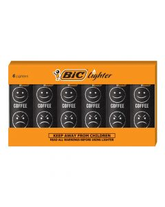 BIC Special Edition Favorite Series Coffee Lighters