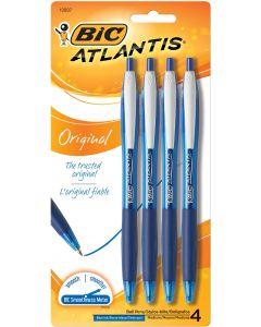 BIC Atlantis Original Retractable Ball Point Pen